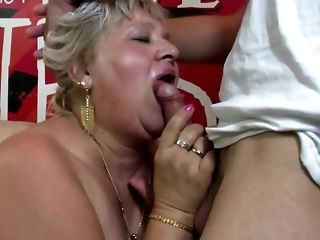 Adjacent to granny and grown up mother shot at youthful peckers free porn