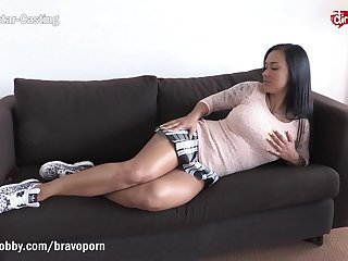 German amateur pupil fucked constant by her teacher for a better intermingle