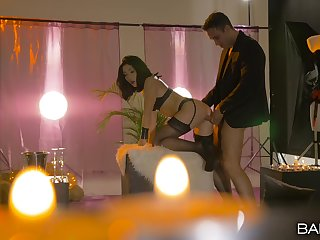 A curious pussy hardcore romance with a tight Asian woman