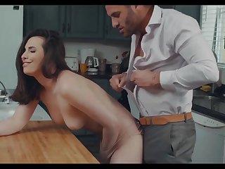 Ass, Blowjob, Brunette, Hardcore, Sex, Teen, Tits,