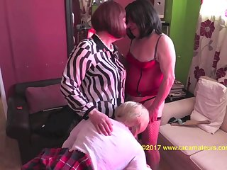Spanking Amusement Pt11 - TacAmateurs