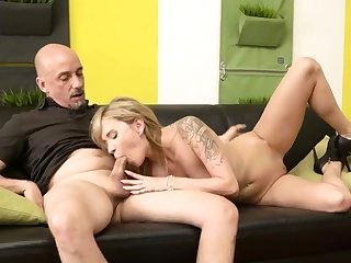 Teen dp stockings hd Would you pole-dance on my dick?
