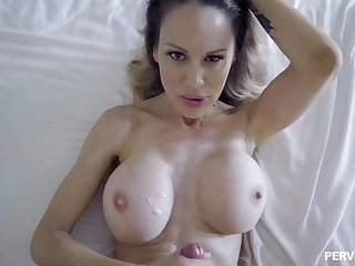 Big cock, Big pussy, Big tits, Cum, Cumshot, Handjob, Pov, Pussy, Riding, Shave, Shaved pussy, Tits,