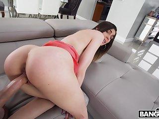 Fabulous busty sexpot with juicy bubble ass Lexxi Steele is fucked doggy