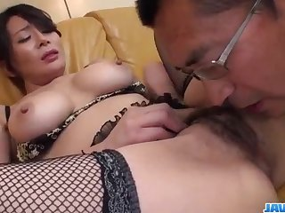 Mind blowing scenes be advisable for xxx Japanese with Rei Kitajima - More elbow javhd.net