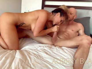 Aubrey Black is cheating on her husband and rendering all kinds of naughty stuff with her suitor