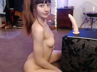 This lady nearby red is an incredible camgirl with the addition of she loves dildoing her butt