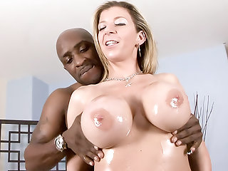 I Had Sex With A Black Man #5 - Sara Easy mark & Rock The Icon
